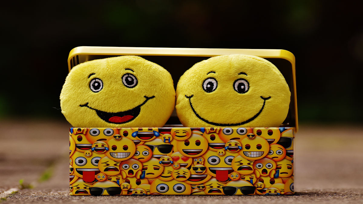 happy smilleys